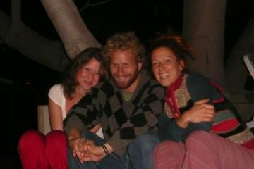 Galerie: Finca crew 2009 finca people 2009 0002 Finca Argayall (La Gomera)