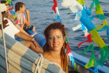 Galerie: Finca crew 2009 finca people 2009 0009 Finca Argayall (La Gomera)