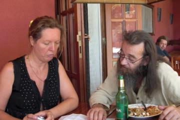 Galerie: Finca crew 2009 finca people 2009 0014 Finca Argayall (La Gomera)
