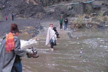 Galerie: Finca crew 2009 finca people 2009 0020 Finca Argayall (La Gomera)