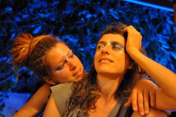Galerie: Finca crew 2009 finca people 2009 0024 Finca Argayall (La Gomera)