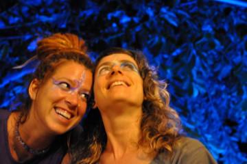 Galerie: Finca crew 2009 finca people 2009 0025 Finca Argayall (La Gomera)