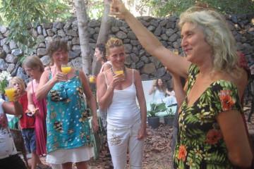 Galerie: Finca crew 2009 finca people 2009 0026 Finca Argayall (La Gomera)