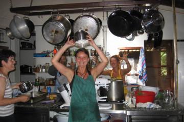 Galerie: Finca crew 2009 finca people 2009 0043 Finca Argayall (La Gomera)