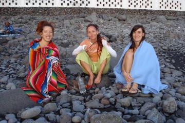 Galerie: Finca crew 2009 finca people 2009 0046 Finca Argayall (La Gomera)