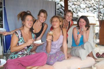 Galerie: Finca crew 2009 finca people 2009 0052 Finca Argayall (La Gomera)