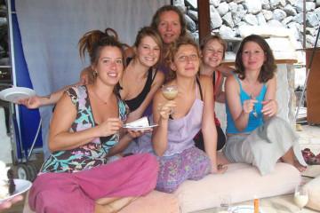 Galerie: Finca crew 2009 finca people 2009 0053 Finca Argayall (La Gomera)
