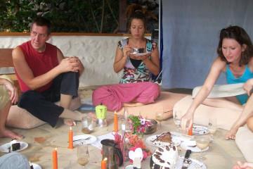 Galerie: Finca crew 2009 finca people 2009 0055 Finca Argayall (La Gomera)