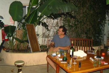 Galerie: Finca crew 2009 finca people 2009 0061 Finca Argayall (La Gomera)