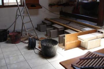 Galerie: Renovierung 2010 renovation 2010 0013 1 1 Finca Argayall (La Gomera)