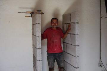 Galerie: Veränderung renovation 2010 0014 1 1 Finca Argayall (La Gomera)