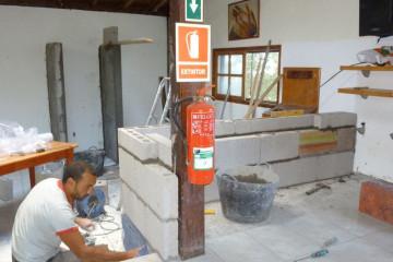 Galerie: Renovierung 2010 renovation 2010 0023 1 1 Finca Argayall (La Gomera)
