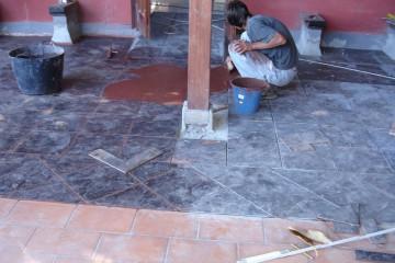 Galerie: Renovierung 2010 renovation 2010 0043 1 Finca Argayall (La Gomera)