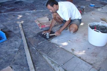 Galerie: Renovierung 2010 renovation 2010 0044 1 Finca Argayall (La Gomera)