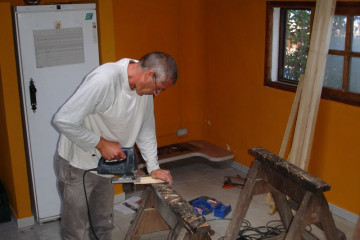 Galerie: Renovierung 2010 renovation 2010 0049 1 Finca Argayall (La Gomera)