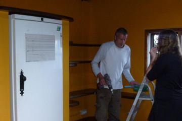 Galerie: Renovierung 2010 renovation 2010 0056 1 Finca Argayall (La Gomera)