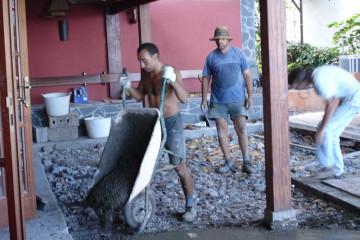 Galerie: Renovierung 2010 renovation 2010 0071 1 Finca Argayall (La Gomera)