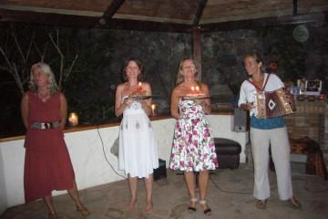 Galerie: Babu wird 60 babu 60 2010001 1 Finca Argayall (La Gomera)