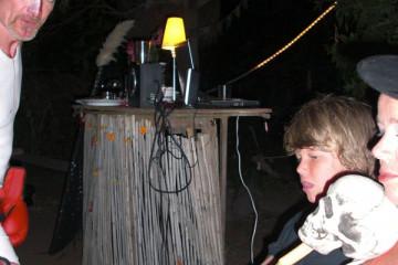 Galerie: Halloween 2010 halloween 2010 0036 Finca Argayall (La Gomera)