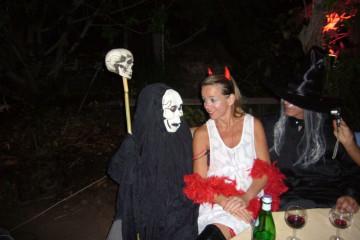 Galerie: Halloween 2010 halloween 2010 0072 Finca Argayall (La Gomera)