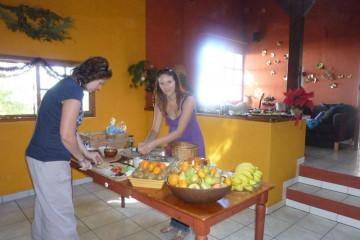 Galerie: Weihnachtszeit 2010 dezember 2010 0066 1 Finca Argayall (La Gomera)