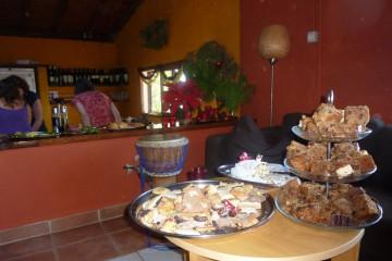 Galerie: Weihnachtszeit 2010 dezember 2010 0067 1 Finca Argayall (La Gomera)