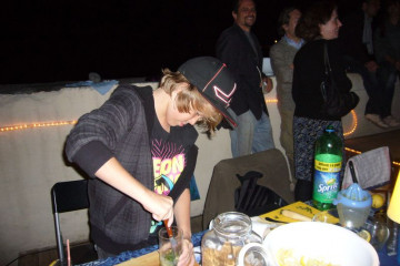Galerie: Frohes Neues 2011 into 2011 0011 1 Finca Argayall (La Gomera)