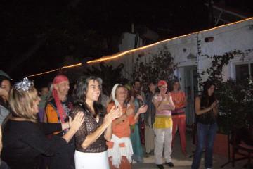 Galerie: Frohes Neues 2011 into 2011 0013 1 Finca Argayall (La Gomera)