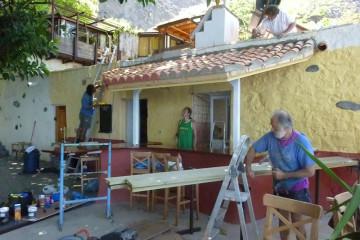 Galerie: 25 Jahre Finca 25 anniversario 43 1 Finca Argayall (La Gomera)
