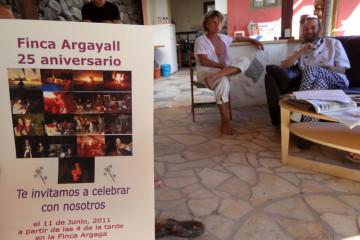 Galerie: 25 Jahre Finca 25 anniversario 56 1 Finca Argayall (La Gomera)