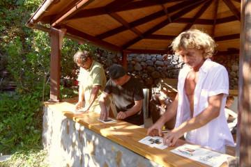 Galerie: 25 Jahre Finca 25 anniversario 58 1 Finca Argayall (La Gomera)