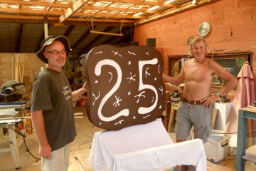 Galerie: 25 Jahre Finca 25 anniversario 63 1 Finca Argayall (La Gomera)