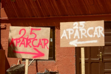 Galerie: 25 Jahre Finca 25 anniversario 83 1 Finca Argayall (La Gomera)