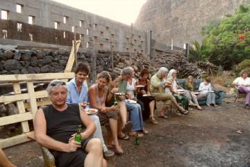 Galerie: 25 Jahre Finca 25 anniversario 96 1 Finca Argayall (La Gomera)