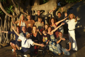 Gallery: Live together crew 2011108 1 Finca Argayall (La Gomera)