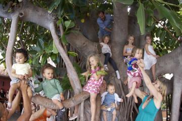 Gallery: special moments family yoga 11  040 1 Finca Argayall (La Gomera)