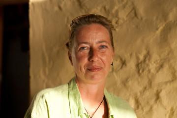Galerie Crew-Portraits-2012 p.christine 1 Finca Argayall (La Gomera)