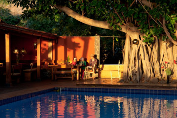 Weihnachten und Neujahr 2011 christmas and newyear 11 10 1 Finca Argayall (La Gomera)