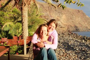 Holistische Körperarbeit 2 holistic 2  12 03 1 Finca Argayall (La Gomera)