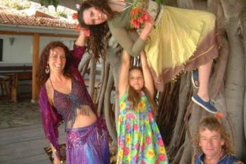 Gallery: Live together AlisonRosiBella 06 03 21 Finca Argayall (La Gomera)