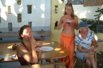 Galerie: Finca Crew 2006 SirkkaGraceAmiten 06 06 11 Finca Argayall (La Gomera)