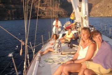 Galerie: Retreat 2012 retreat 12 24 1 Finca Argayall (La Gomera)
