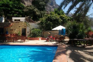 Galerie: Retreat 2012 retreat 12 32 1 Finca Argayall (La Gomera)