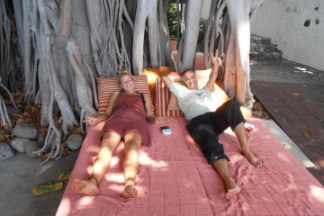 Galerie: Retreat 2012 retreat 12 47 1 Finca Argayall (La Gomera)