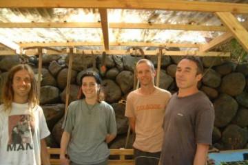 Galerie: Finca Crew 2005 Finca pictures april 05 006 Finca Argayall (La Gomera)