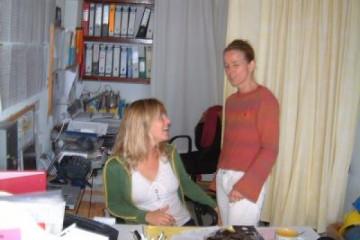 Galerie: Finca Crew 2005 Finca pictures april 05 046 Finca Argayall (La Gomera)