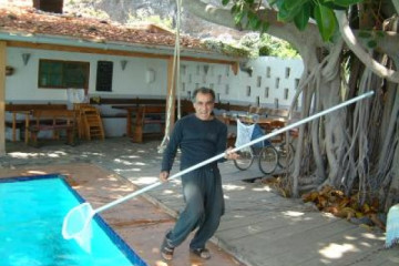 Galerie: Finca Crew 2005 Finca pictures april 05 086 Finca Argayall (La Gomera)