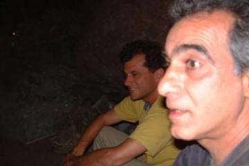 Galerie: Finca Crew 2005 may 05 Finca 048 Finca Argayall (La Gomera)