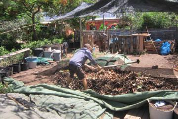 Finca impressions 2015 Kompost Finca Argayall (La Gomera)