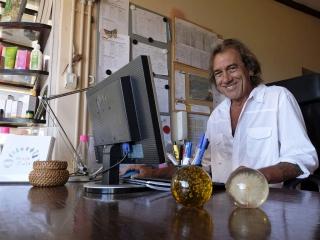 Contact receptionist Finca Argayall (La Gomera)